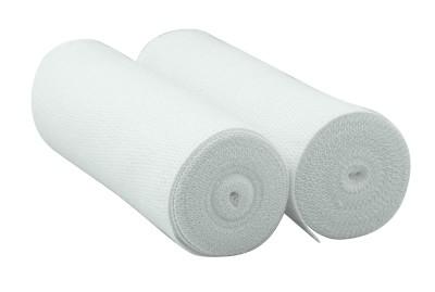 Bandagen mit Baumwolle und Latex, 15 cm breit