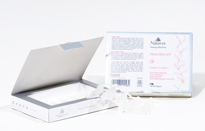 Sensitive-Ampullen gegen Rötungen, Bio