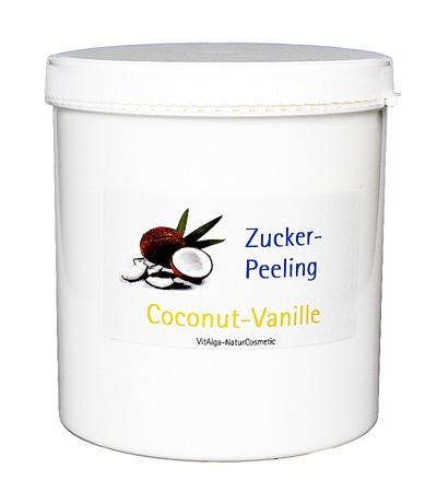 Zuckerpeeling Coconut-Vanille