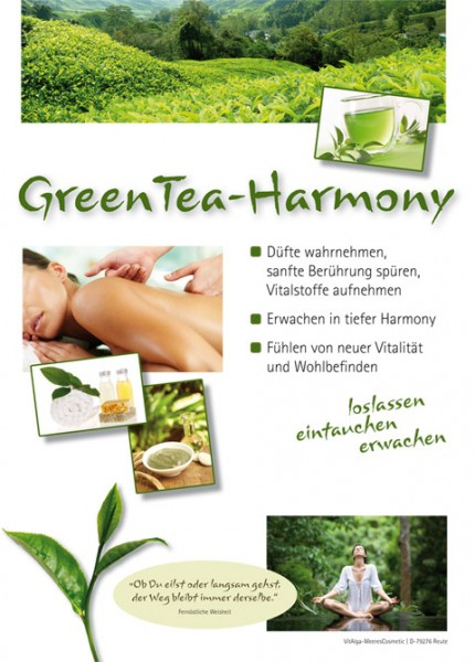 Flyer GreenTea-Harmony