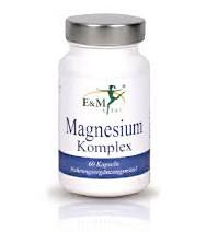 Magnesiumkomplex Kapseln
