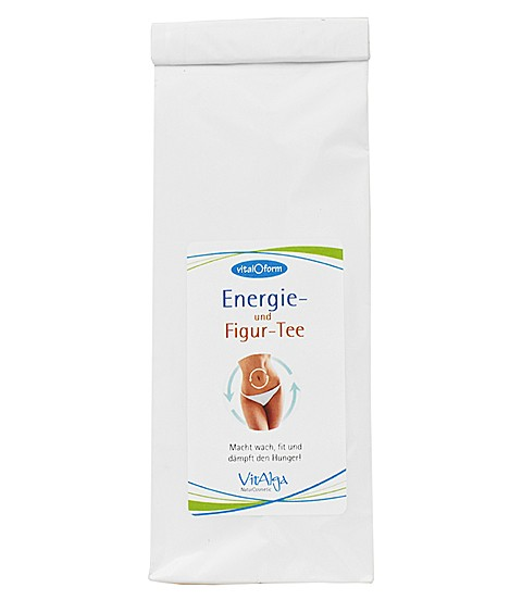Energie- und Figur-Tee