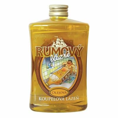 Rum-Badeöl, MännerSpa