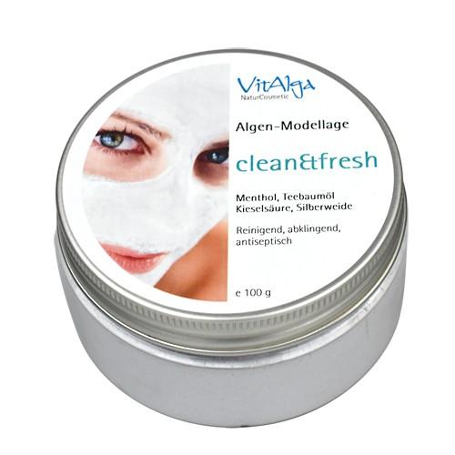 Algenmodellage clean & fresh