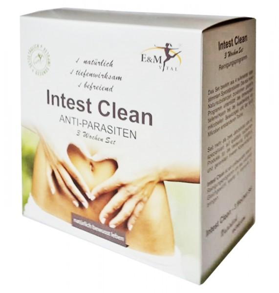 Intest Clean Anti-Parasiten Programm