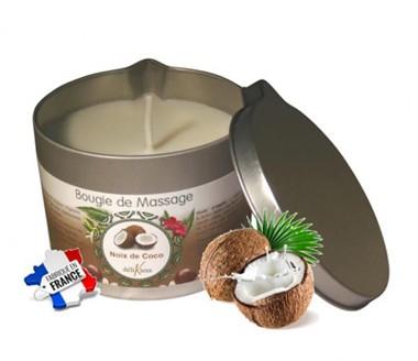 Massagekerze Coconut