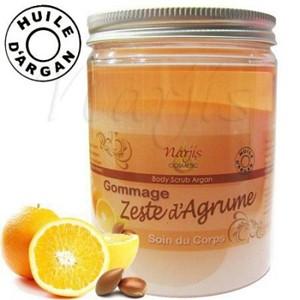 Arganöl-Peeling Citrus