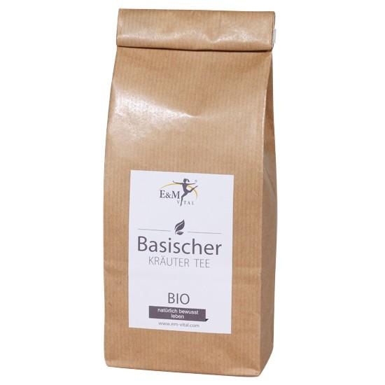 Basischer Tee, Bio