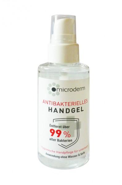 Handgel antibakteriell