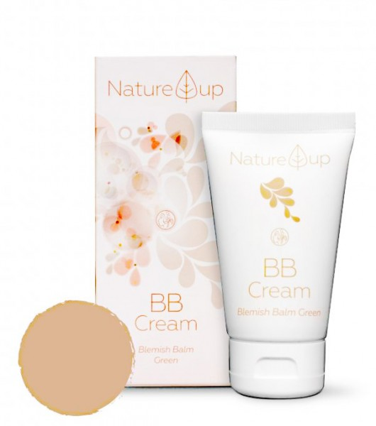 BB Cream Mape-up beige, Bio