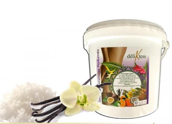 Meersalz-Öl-Peeling Vanille