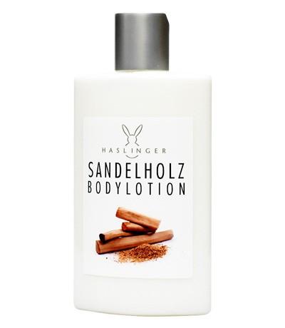 Sandelholz-Bodylotion