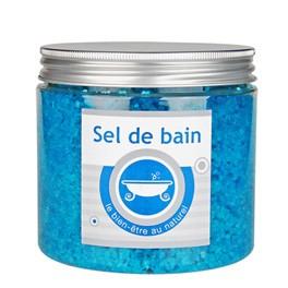 Sel-de-bain bleu, Meersalzbad türkis