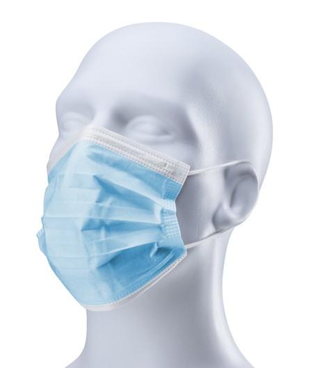 Mundschutz-Maske, 3-lagig