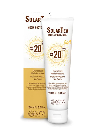 Sonnencreme medium SPF20, Bio
