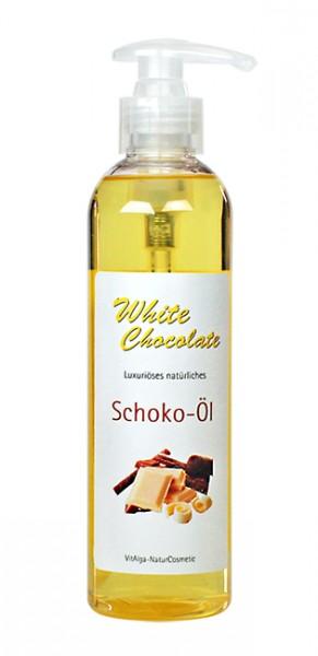 White Chocolate-Schoko-Öl