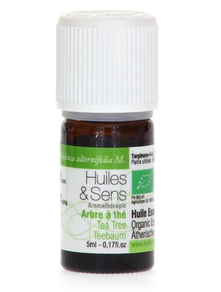 Teebaum-Öl Bio