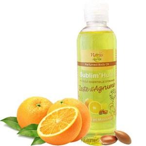 Arganöl Orangenduft