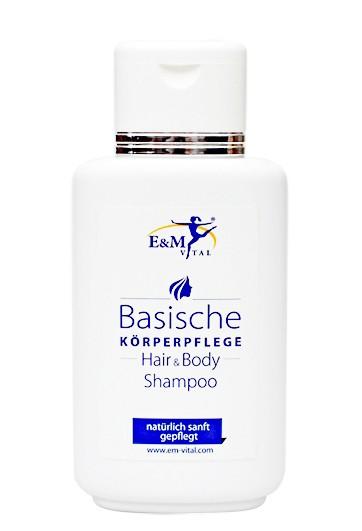 Basisches Hair&Body-Shampoo