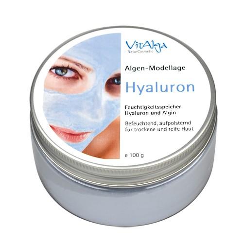 Algen-Modellage Hyaluron