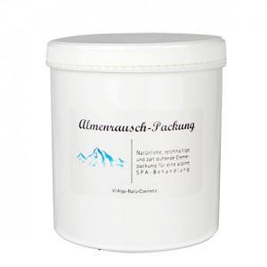 Almenrausch-Cremepackung