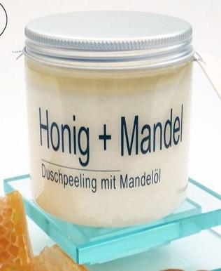Honig-Peeling, Ölpeeling