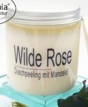 Wilde Rose Salz-Ölpeeling