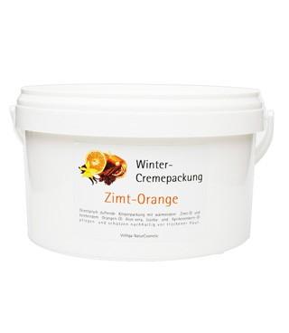 Cremepackung Zimt-Orange
